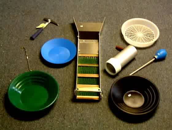 Tools To Find Gold | Gold Prospecting Equipment and Mining ...